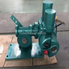 电动执行器电动装置蜗轮箱BQ-D9