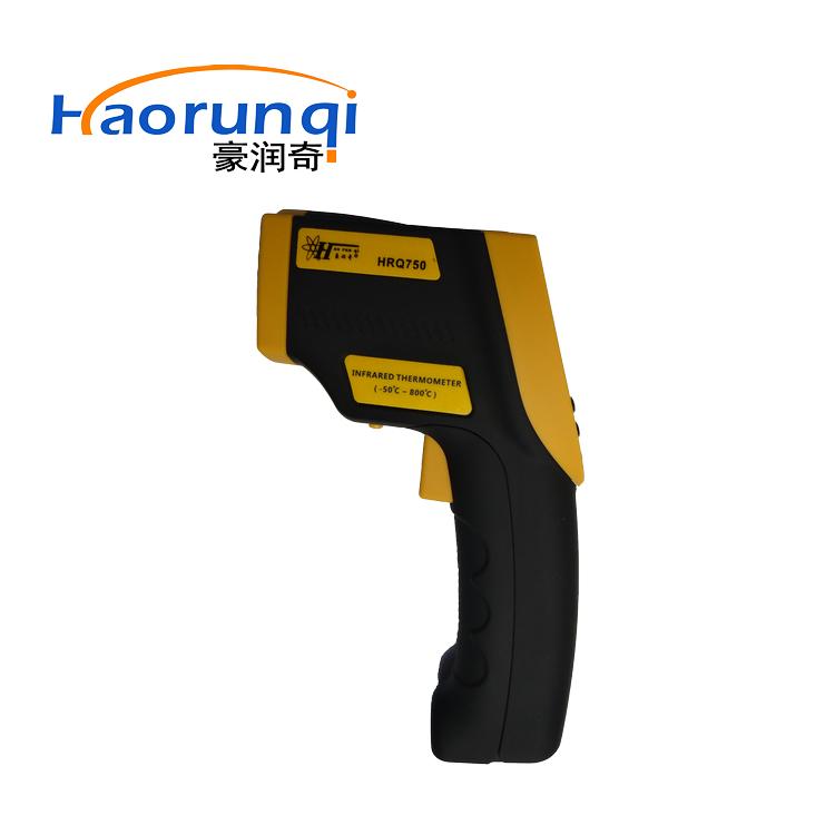 豪润奇锻造冶金锅炉工业红外线测温仪HRQ910