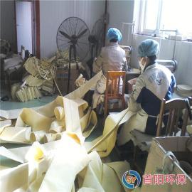 工业除尘布袋使用优势及环保测评达标检测 133首阳