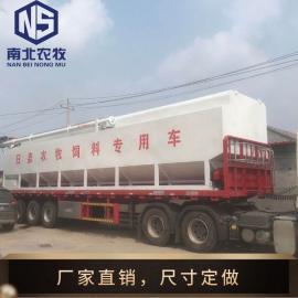 南北养殖区域专用散装饲料运输罐全新高配技术新突破nbs-12