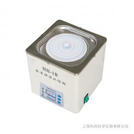 利闻数显电热恒温水浴锅 单孔HH-1B