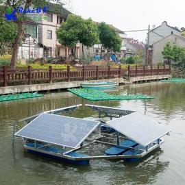 如克太阳能解层曝气机RUSN-JC