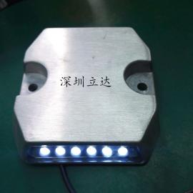 立达LED隧道铸铝诱导标 隧道铸铝道钉 有源道钉LD-ZYD100