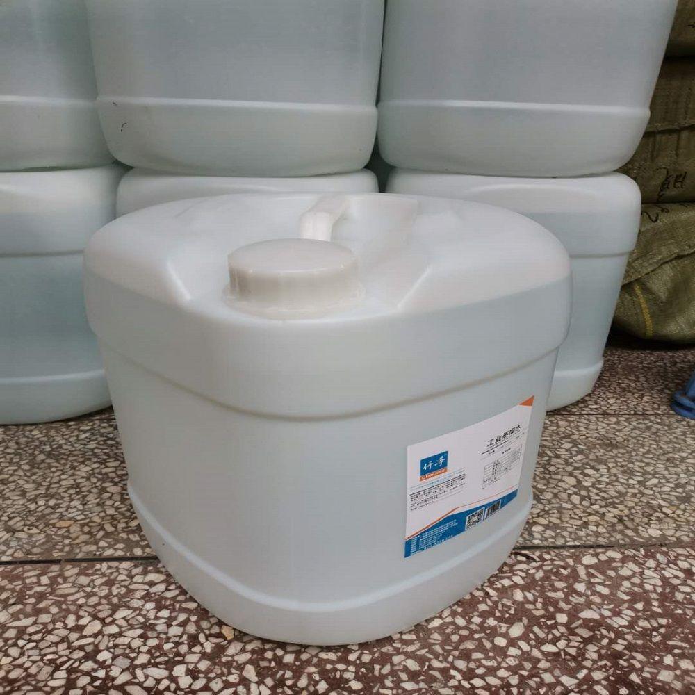 仟净合力叉车蒸馏水