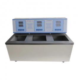 利闻三孔恒温水槽、油槽 三孔恒温水浴锅LW-8D