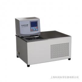 利wen(LEEWEN)-5~100度 6升卧式低温heng温槽 低温水槽DCW-0506