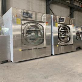 汉庭 100KG全自动大型洗衣机、工业洗脱两用机 XTQ