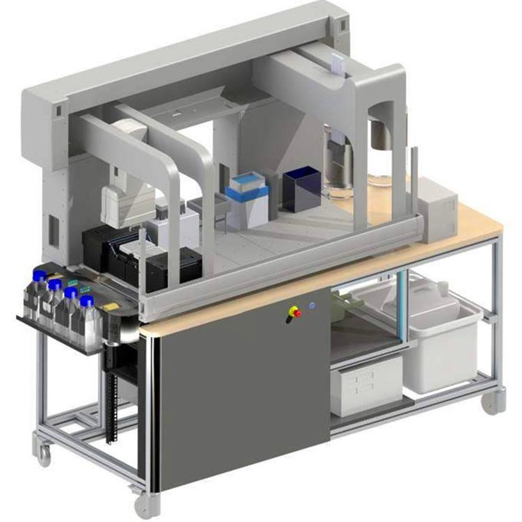 Nanion科研ji全自动膜片钳系统