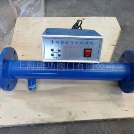 唐功中央空调 管道式电子除垢仪 杀菌灭藻多功能电子水处理器DN50-DN800