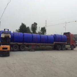 15吨ju乙烯全塑水箱PE防腐化工储罐