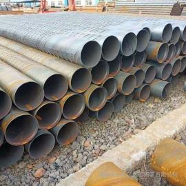 浇地井钢管滤水管273mm300mm花管久汇滤管