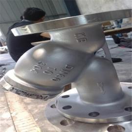 APIRT 瑞通阀menY型bu锈钢过滤器GL41W-16P