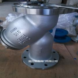 APIRT 瑞通阀men法兰Y型bu锈钢过滤器GL41W-16P