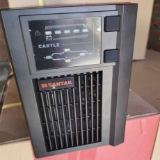 山特C1K UPS不间断电源,内置电池CASTLE 1KVA 1000VA/800W