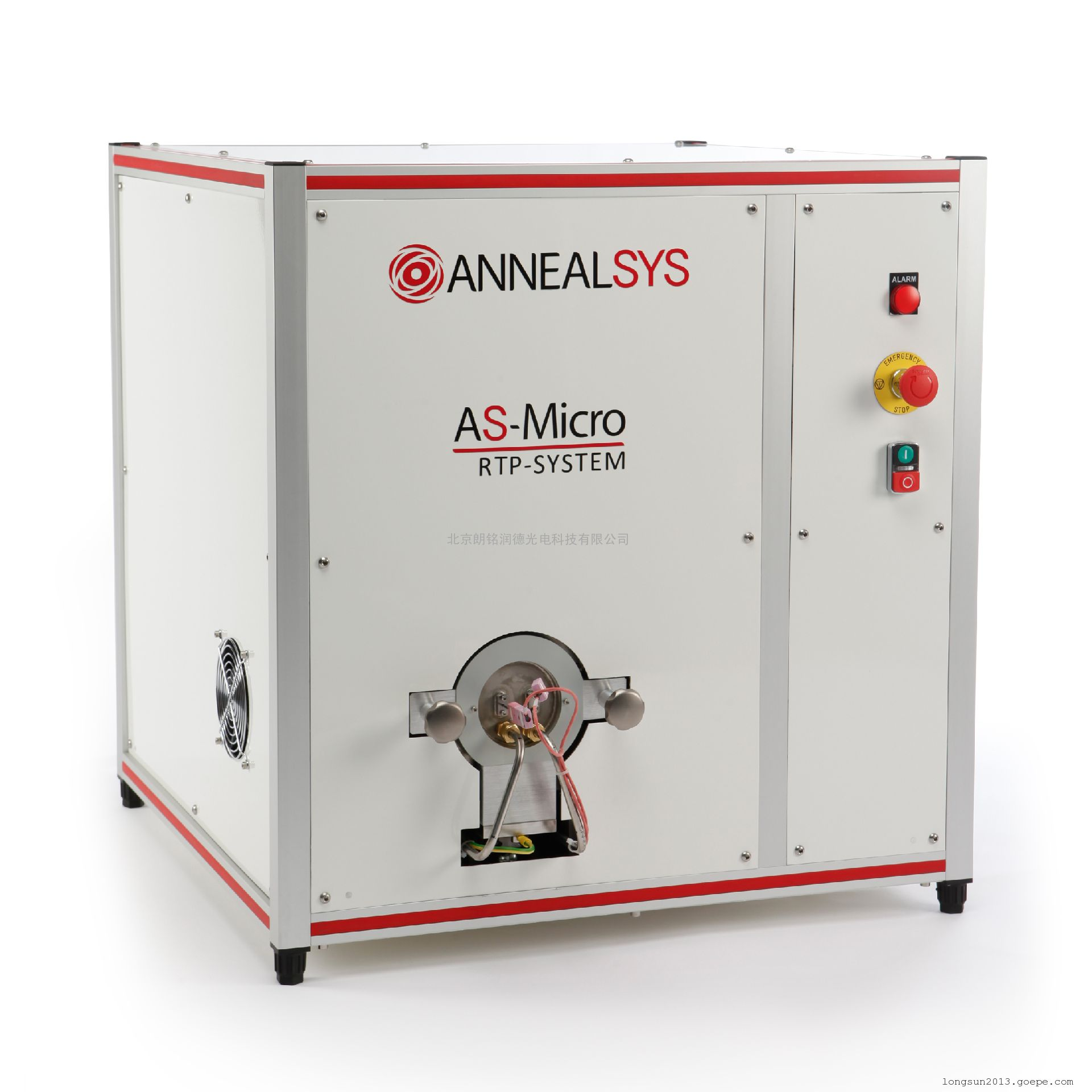 法国Annealsys快速退火炉/RTPAS-Micro