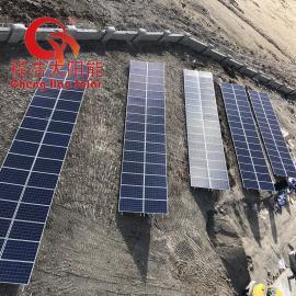 程浩太阳能50kw风光互补发电系统 风力发电机 太阳能光伏发电CH-FG-50KW