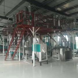 泰兴石磨磨粉机市场,磨石磨面的机器,石磨面粉加工设备齐全