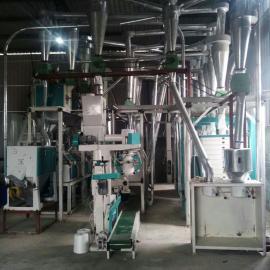 泰兴成套磨面机组中小型,小型面粉加工作坊设备齐全