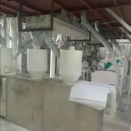 泰兴小麦打面粉机组,小麦制粉生产线配置,小麦加工成套设备齐全