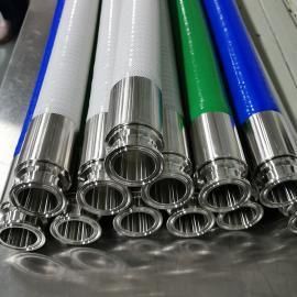AcetechFDA铂金硫化钢丝硅胶管 卫生级制药管 不含塑化剂食品级软管