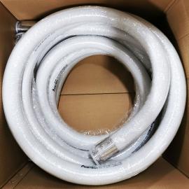Acetech食品级硅胶制药管 钢丝食品软管 耐高温硅胶软管