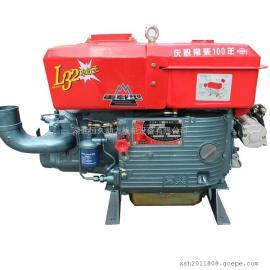 常柴L32M匹马力单缸柴油机农用拖拉机头
