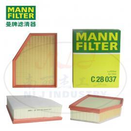 MANN-FILTER(曼牌滤清器)空气滤清器C28037