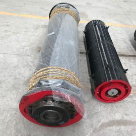 亚重400*1500抓斗卷筒 起重机用钢板卷制卷筒组 起升卷筒