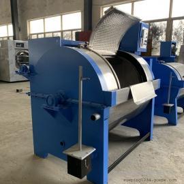 汉庭XGP-300公斤洗衣机-耐酸碱大型滤布清洗机-小型打样机