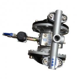 双隔膜泵浦WUS4分泵浦涂布机气动泵浦油泵隔膜泵增压泵