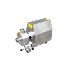 富瑞康不锈钢单级高剪切乳化泵混合均质泵管线式高剪切乳化机SRH-1