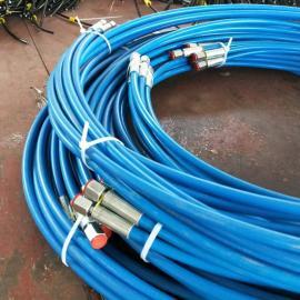 微型高压 多层钢丝缠绕软管