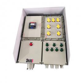 户外滤油机防爆配电箱BXMD-7K