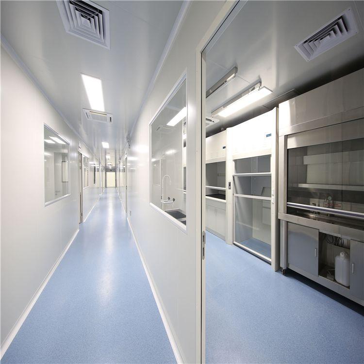 诺尔PCR实验室装修工程NE-SYSZX445