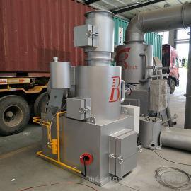 中科贝特定做生活 工业 医院垃圾处理设备小型焚烧炉无烟达标排放WFS