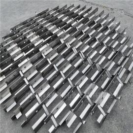 客户定制EF-25A型316L格利奇格栅填料通量大效率高不易堵塞科隆填料