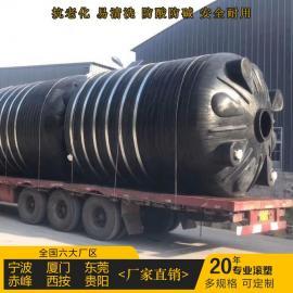 浙东15吨工业废碱水箱PT-15000L