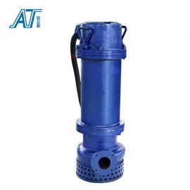 安泰 厂用防爆潜水泵 BT4 7.5KW常规通用型号火热促销中 WQB50-30-7.5