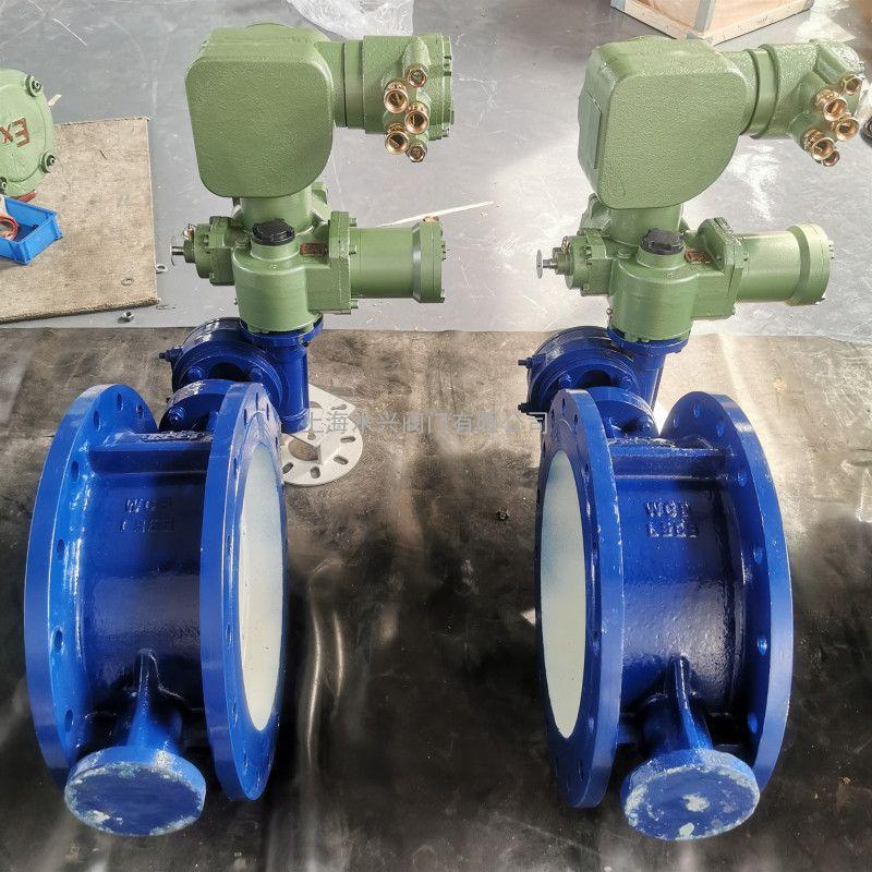 水兴阀门MKWSD94F-C矿用隔爆兼本安型智能一体化电动瓦斯专用阀WSD94F、MD943F、MD943H等