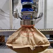 汉尔得50KG编织袋、牛皮纸袋搬运码垛吸盘、气管吸吊机码垛、VEL160-2.5