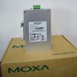 MOXA摩莎8口工业以太网交换机EDS-108