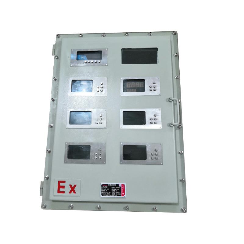空压机防爆控制箱立式防爆就地控制箱BXK-T