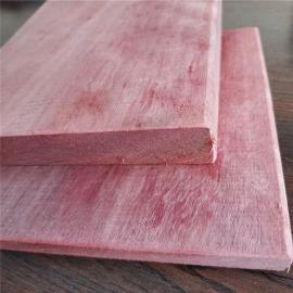 旭棕黄梢木原木开料地板板材红梢木规格齐全