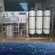 0.75T|750L|ro反渗�fu�jing水chu理设备 0.75m³