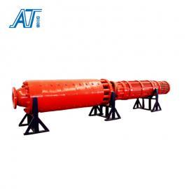 安泰 矿用抢险专用排污排沙泵 6KV 10KV高压强排泵源头制造 BQ1000-270/3-1600/W-S