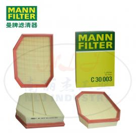 MANN-FILTER(曼牌滤清器)MANNFILTER曼牌滤清器空滤 空气滤清器C30003