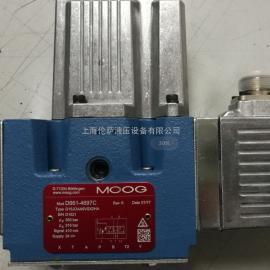 Moog穆格伺服比例阀德国产D661-4697C
