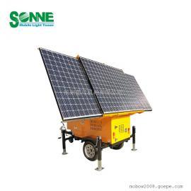 墨弓耐低温太阳能移动灯塔MO-850