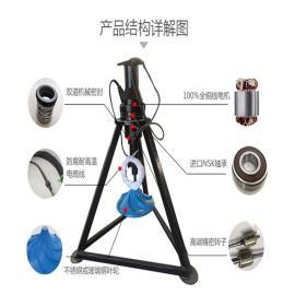 如克定制 出售双曲面叶轮搅拌器玻璃钢材质GSJ-500