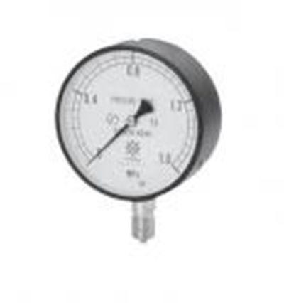 第1计器小形压力计40φKOT-A型 0.1MPa